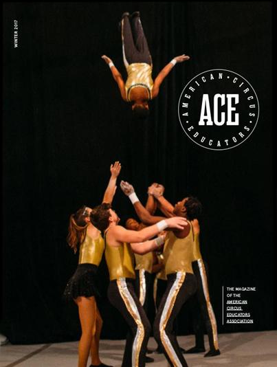 Interview in American Circus Educators