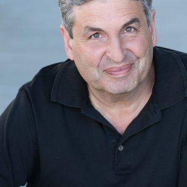 Author Jeff Raz