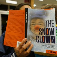 Body Language – An Excerpt from The Snow Clown