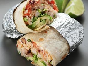 SF Mission burrito